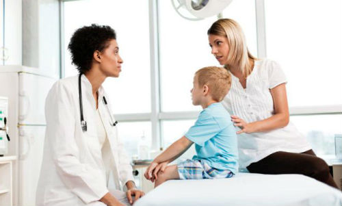 Детский псориаз лечение